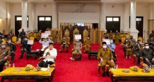Gubernur Banten: Segera Lakukan Lelang Untuk Gerakkan Ekonomi 2021