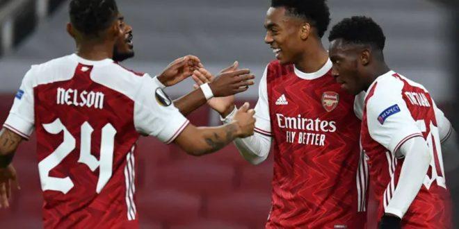 Arsenal vs Molde: The Gunners Unggul Dengan Skor 4-1