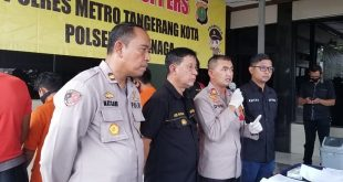 Polsek Teluknaga Meringkus 4 Pelaku Komplotan Curanmor