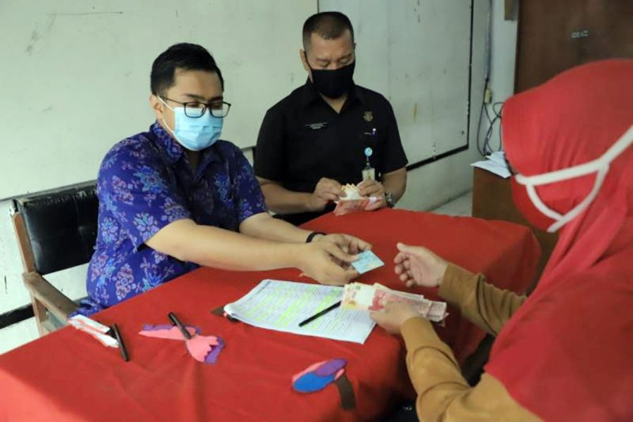Pemkot Tangerang Kembali Kucurkan Bansos Belanja Tak Terduga (BTT) Tunai