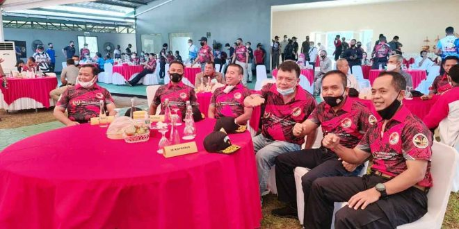 Kapolda Banten Hadiri Lomba Tembak Baladika Open Championship 2020 di Grup 1 Kopassus