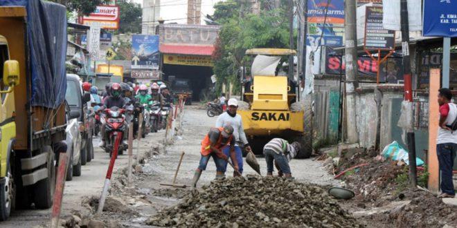Pemprov Banten Anggarkan Rp7 Miliar Perbaikan Jalan Ruas Tigaraksa-Citeras