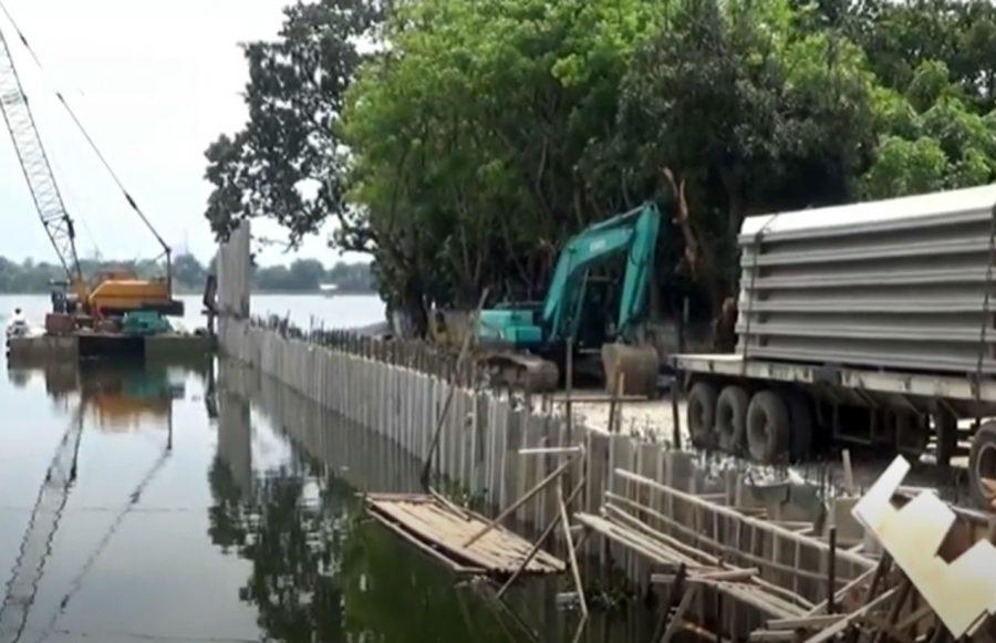Gubernur Banten Hentikan Proyek Pembangunan Jogging Track di Situ Cipondoh