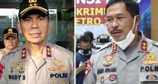 Kapolda Metro Jaya dan Kapolda Jabar Dicopot karena Tak Tegakkan Protokol Kesehatan