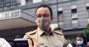 Anies Baswedan Penuhi Panggilan Polda Metro Jaya Terkait Adanya Keramaian HRS