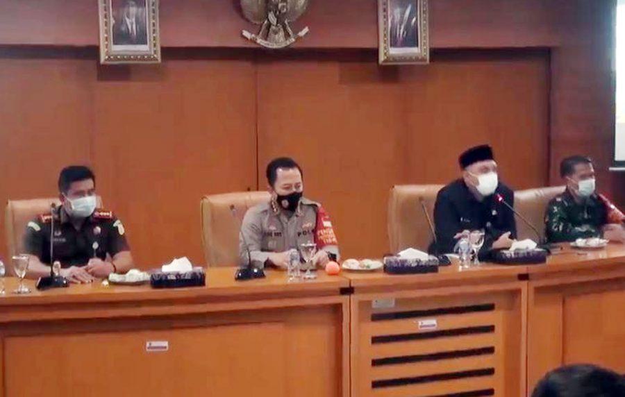 Haul Syekh Abdul Qodir Al-Jaelani, Bupati Zaki: Pihak Panitia Akan Dipanggil Oleh Kepolisian