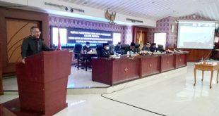 Paripurna Pengambilan Keputusan Penetapan Dua Raperda, DPRD: RSUD Kota Diminta Beroperasi Penuh