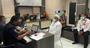 Penyidik Lakukan Pemeriksaan Kepada Habib Rizieq Selama 11 Jam