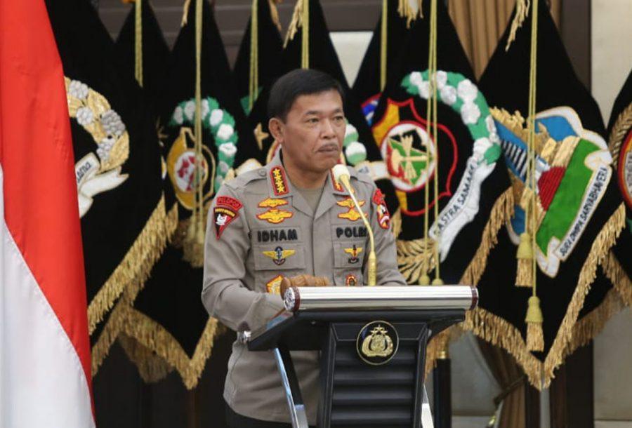 Kapolri Perintahkan Tembak Mati Kelompok Mujahidin Indonesia Timur