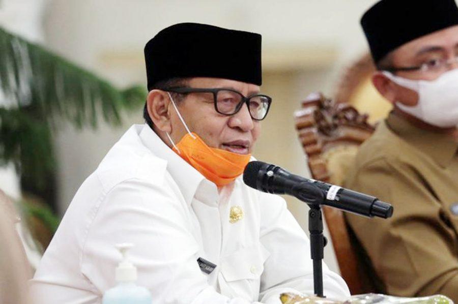 Gubernur Banten Himbau Masyarakat Hindari Kerumunan dan Laksanakan Prokes Saat Nataru