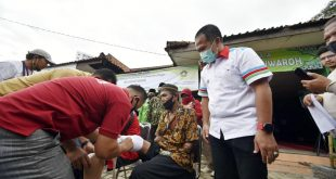 Yayasan Wahana Artha Donasikan Kaki Dan Tangan Palsu untuk Para Disabilitas di Kota Bogor