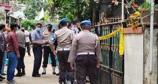 Seorang Polisi Bunuh Diri Dengan Pistol Usai Menembak Istri dan Anaknya