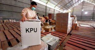 KPU Pandeglang Suplai Logistik Pilkada untuk 6 Kecamatan