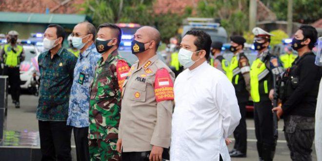 Wali Kota Arief Sambut Baik Dibentuknya Tim Pemburu Pelanggar Protokol Kesehatan