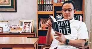 Gubernur DKI Jakarta Anies Baswedan Positif COVID-19