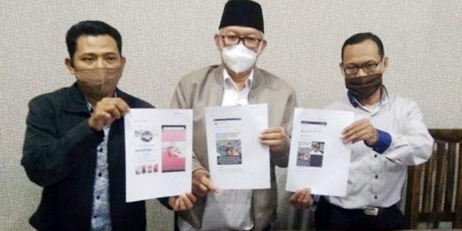 Ruhamaben Laporkan ke Polisi Pencemaran Nama Baik di Akun Facebook Gus Roni Darmadi