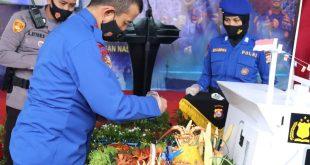 HUT Korps Polairud Ke-70, Kapolda Banten: Tingkatkan Pelayanan Terbaik