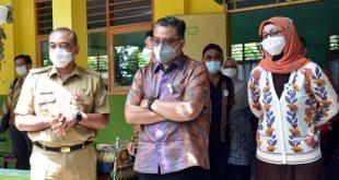 Anggota Komisi X DPR RI Kunjungi Kabupaten Tangerang, Pantau Program Pendidikan di Masa Pandemi