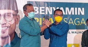 Pilkada Tangerang Selatan 2020, Benyamin-Pilar Rayakan Kemengan Bersama Para Pendukung