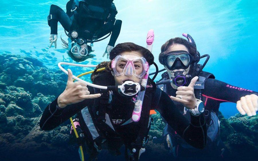 Ingin Scuba Diving, Ini yang Perlu Anda Ketahui Sebelum Mencobanya