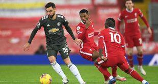Manchester United Taklukan Liverpool dengan Skor 3-2