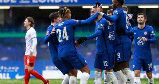 Piala FA: Chelsea Vs Luton Town Skolr 3-1
