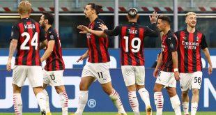 Zlatan Ibrahimovic Dikartu Merah, Inter Kalahkan AC Milan dengan Skor 2-1