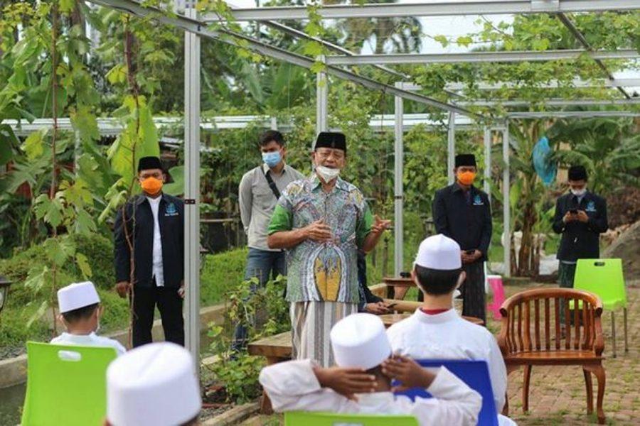 Gubernur Banten Buka Rumah Tahfidz WH di Samping Rumah Pribadinya