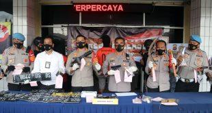 Polisi Ringkus 3 Pelaku Sindikat Curanmor di Balaraja Tangerang
