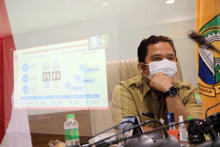 Arief: Keselamatan Masyarakat Kota Tangerang Adalah Prioritas