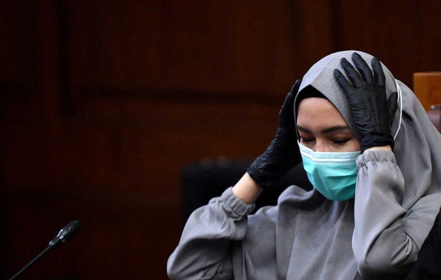 Jaksa Pinangki Dituntut Hukuman 4 Tahun Penjara dan Denda Rp500 Juta