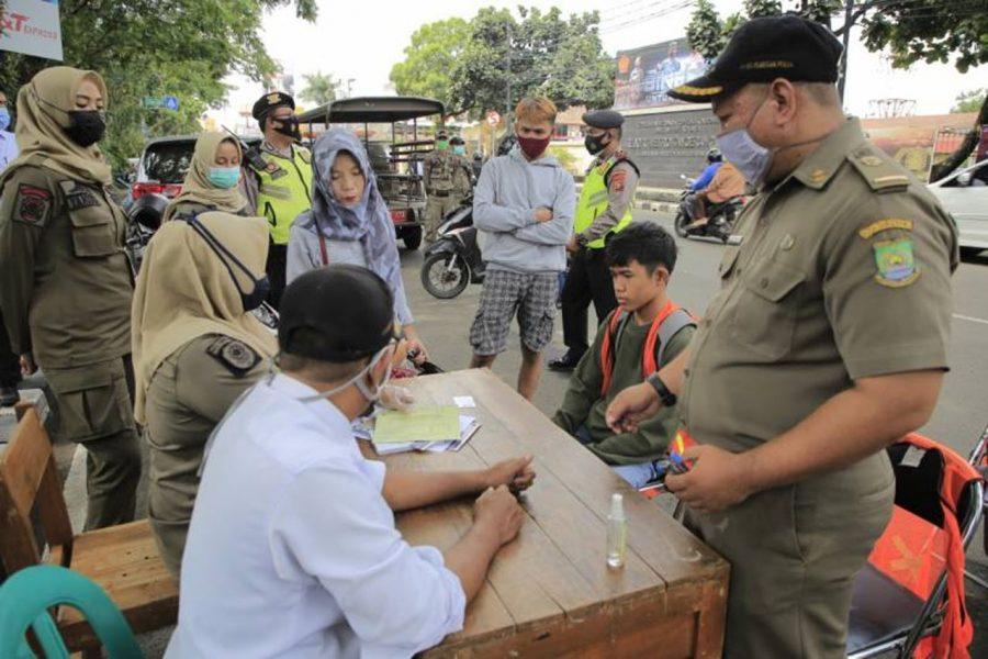 Kota Tangerang Laksanakan Pemberlakuan Pembatasan Kegiatan Masyarakat (PPKM)