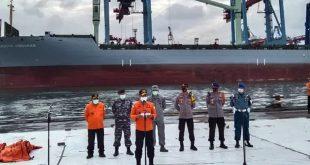 Tim SAR Perluas Area Pencarian SJ-182 Sampai Tanjung Kait Tangerang