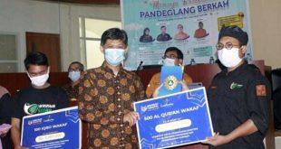 Yayasan Amanah Takaful Kembangkan Program Kampung Qur'an di Pandeglang