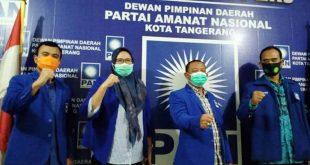 4 Kandidat Bersaing Pimpin DPD Partai Amanat Nasional Kota Tangerang