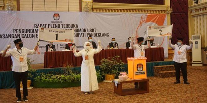 Gugatan Pilkada Pandeglang Diterima MK, KPU dan Thoni-Imat Siapkan Bukti