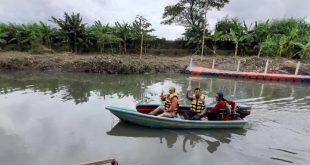 Diduga Pabrik Buang Limbah, Banksasuci akan Laporkan ke Dinas LHK Kabupaten Tangerang