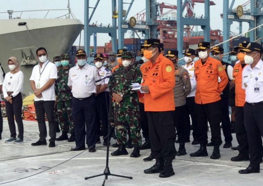Basarnas Resmi Hentikan Pencarian Korban dan Puing Sriwijaya Air SJ 182