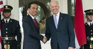 Presiden Jokowi Berikan ucapan Selamat atas Pelantikan Joe Biden dan Kamala Harris