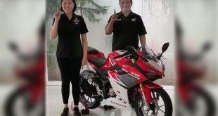 2021, Wahana Kenalkan All New Honda CBR150R