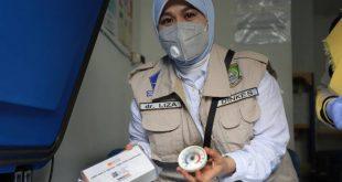 Tenaga Kesehatan Kota Tangerang Akan Melakukan Vaksinasi Covid-19 Sinovac