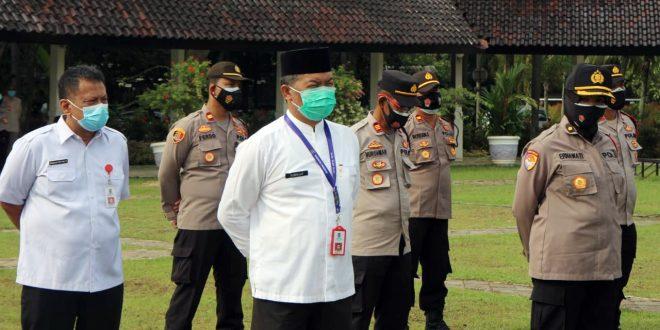 Pemkab Tangerang Persiapkan Garda Terdepan Penanggulangan Bencana