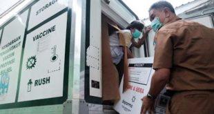 Pemkab Pandeglang terima 5640 Dosis Vaksin COVID-19 Sinovac