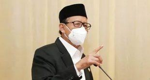 Gubernur Banten Perpanjang PPKM Hingga Febuari 2021