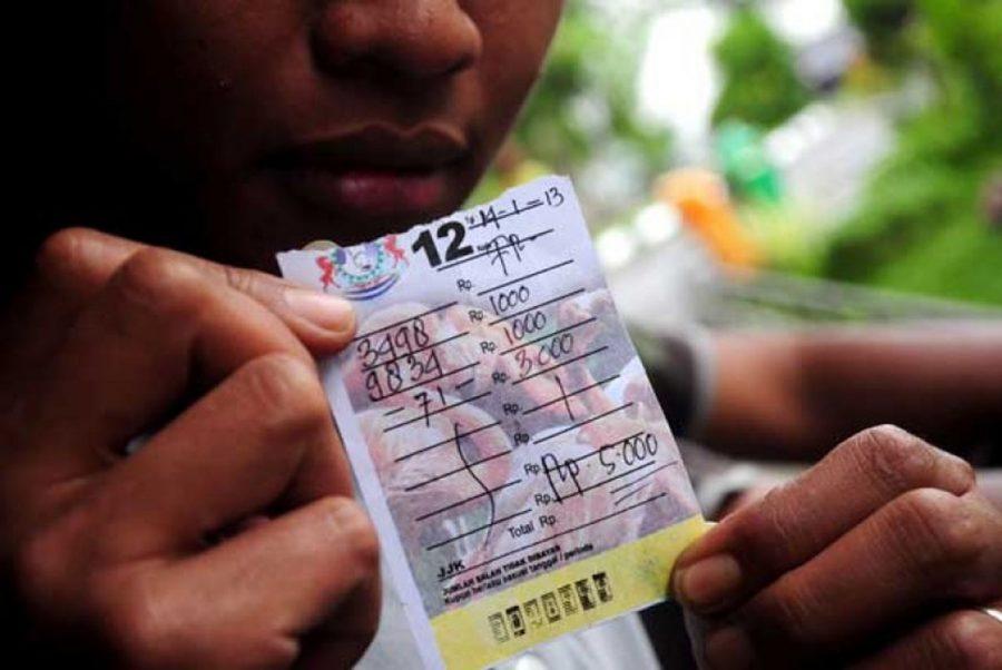 Polresta Tangerang Ringkus Pengecer Judi Togel Hongkong dan Singapur