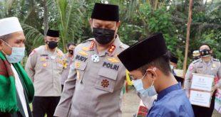 Kapolda Banten Jalankan Program Polisi Sayang Anak Yatim