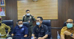 Pemkot Serang Batasi Jam Operasional Perkantoran Dan Tempat Usaha