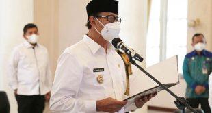 Wahidin Halim Kembali Himbau Masyarakat Banten Disiplin Protokol Kesehatan