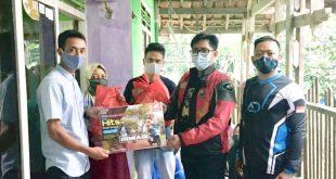 Mengawali Tahun 2021: Komunitas Honda BeAT Jakarta Salurkan Bantuan Sembako