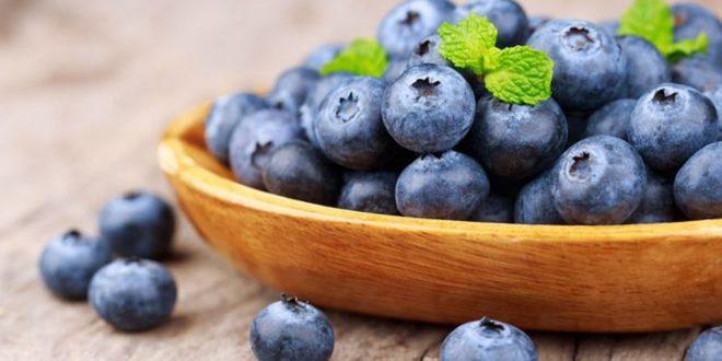 Bahaya Mengkonsumsi Buah Blueberry Terlalu Banyak